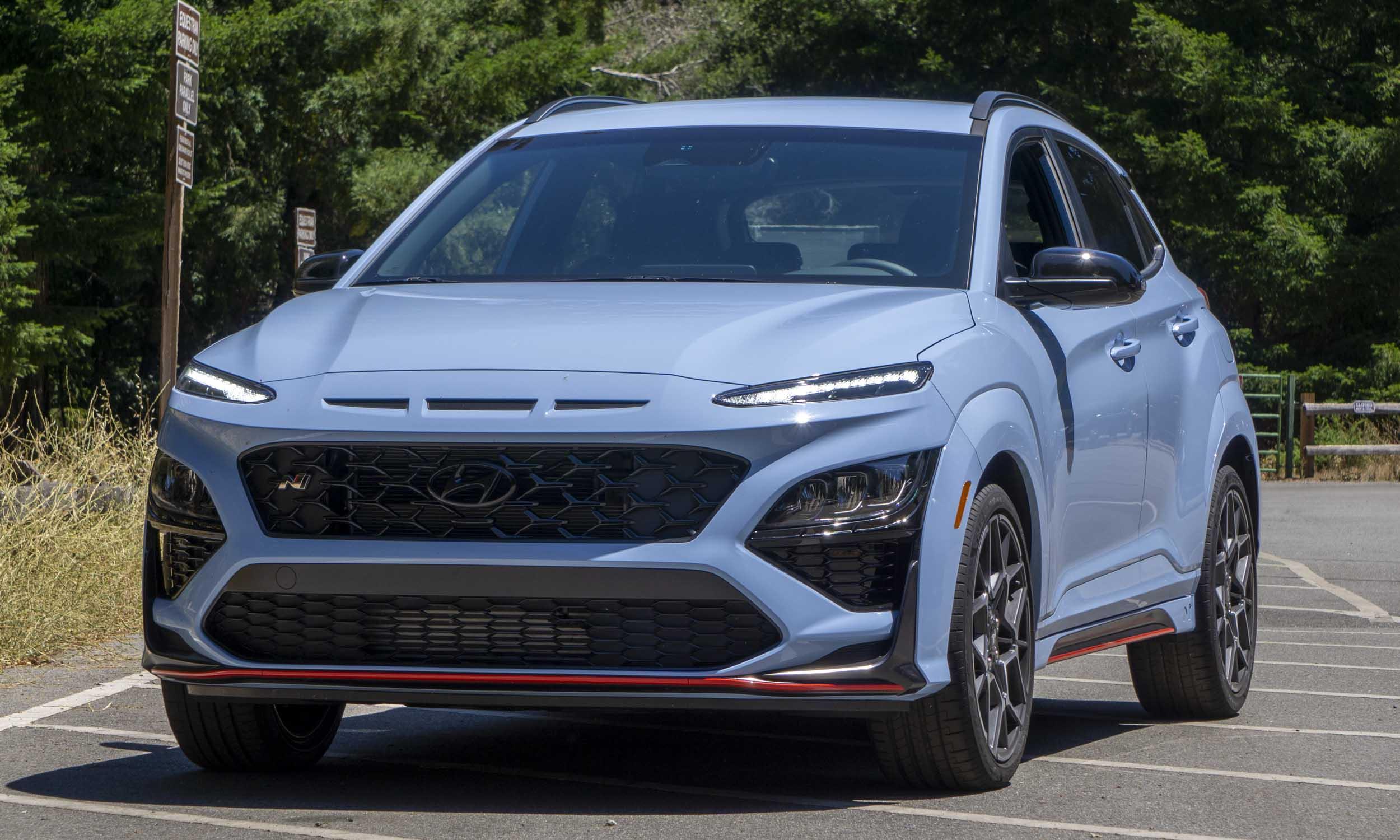 hyundai makes the 2021 kona electric in three trim levels: 2022 Hyundai Kona N First Drive Review Autonxt