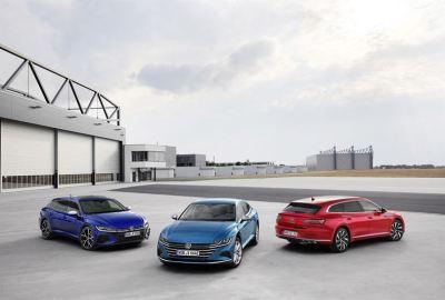 Uuden Volkswagen Arteon Shooting Braken myynti on alkanut
