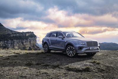 Uusi Bentley Bentayga – kaikkien aikojen ylellisin SUV