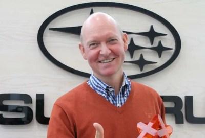 Subaru voitti arvostetun ruotsalaisen Brand Award -palkinnon toistamiseen 2020