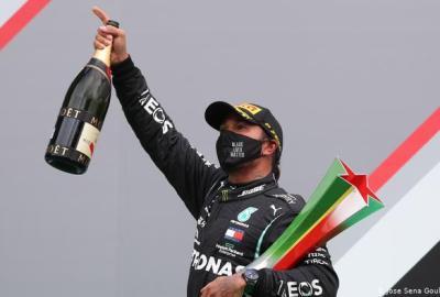 """Mika Häkkinen Hamiltonin ennätyksestä: """"En yllättyisi nähdessäni Lewisin"""