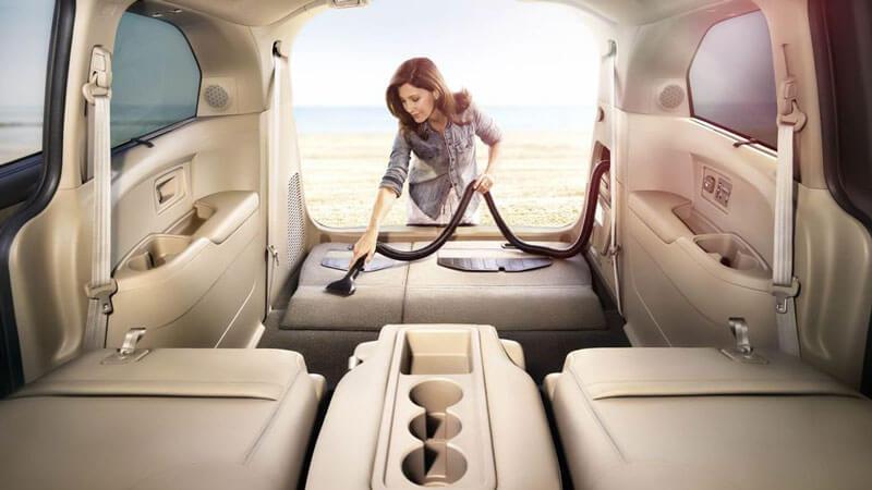 химчистка машины
