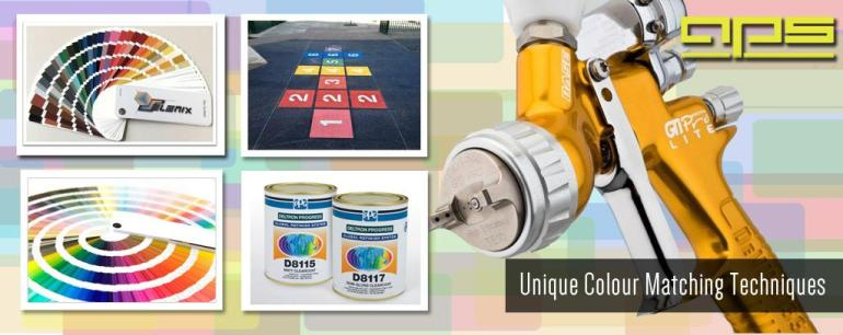 Auto paint supplies