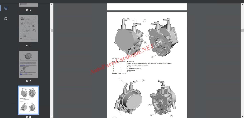 Land Rover Workshop Manual, Service Manual Download