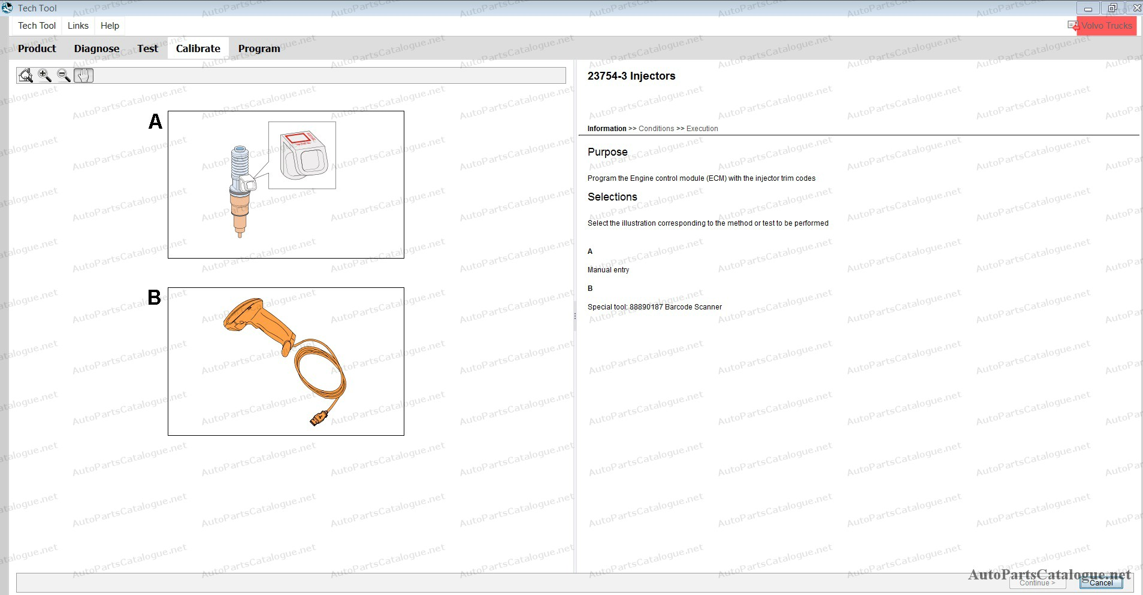 Volvo Premium Tech Tool PTT VCADS 2.7.115 [2021