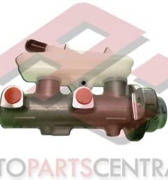 brake master assembly fic 46010 vw00f nissan urvan estate [ 5168 x 2907 Pixel ]