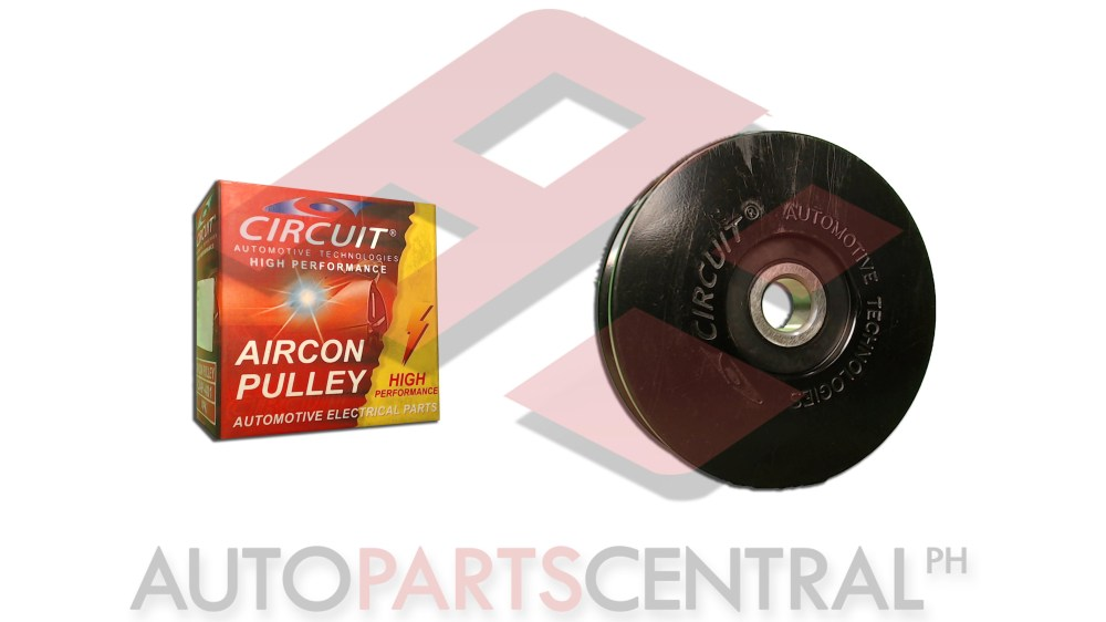 medium resolution of aircon pulley circuit cap 003 starex old