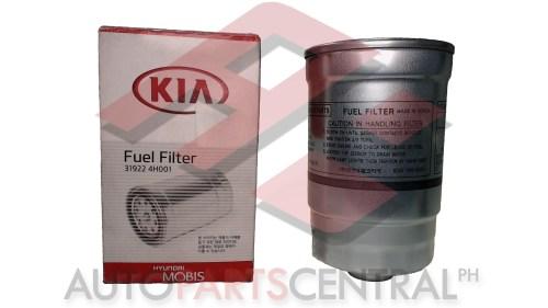 small resolution of fuel filter 31922 4h001 hyundai grand starex