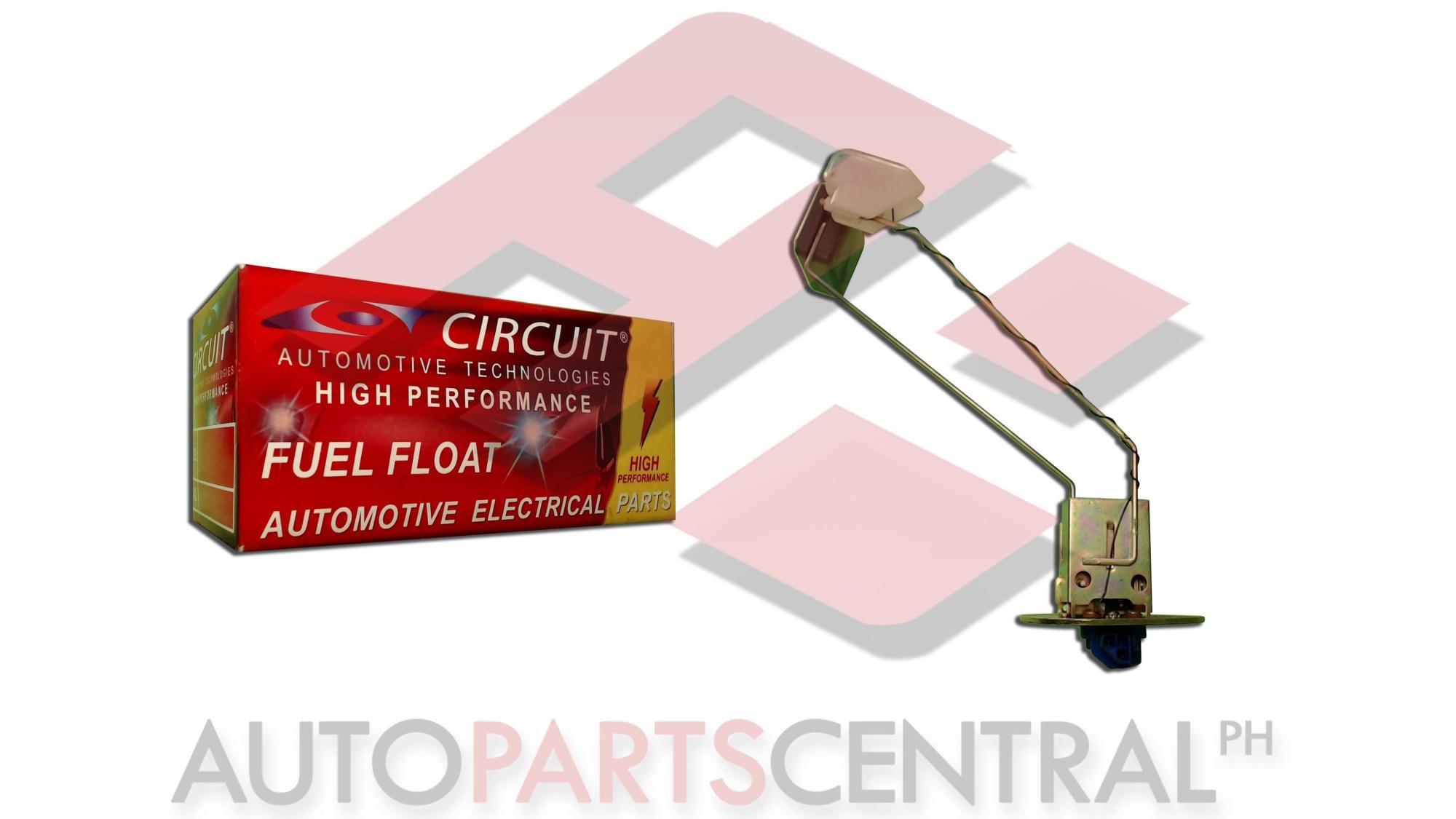 hight resolution of fuel tank float circuit mitsubishi adventure 1997 2000