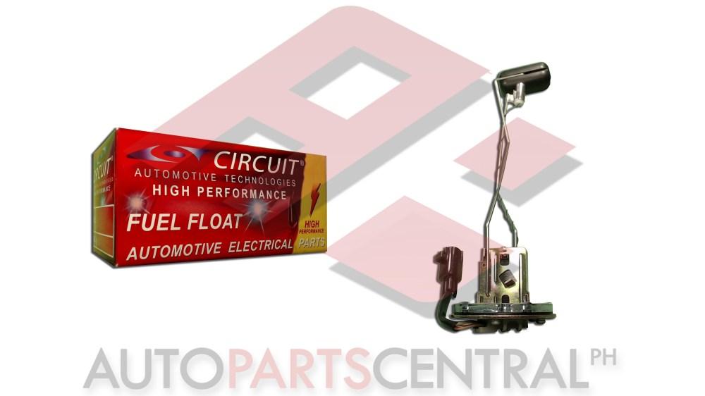 medium resolution of fuel tank float circuit toyota revo