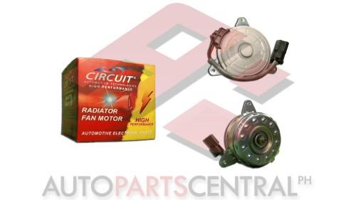 small resolution of radiator fan motor circuit honda city 2009 honda jazz 2011 2 wire