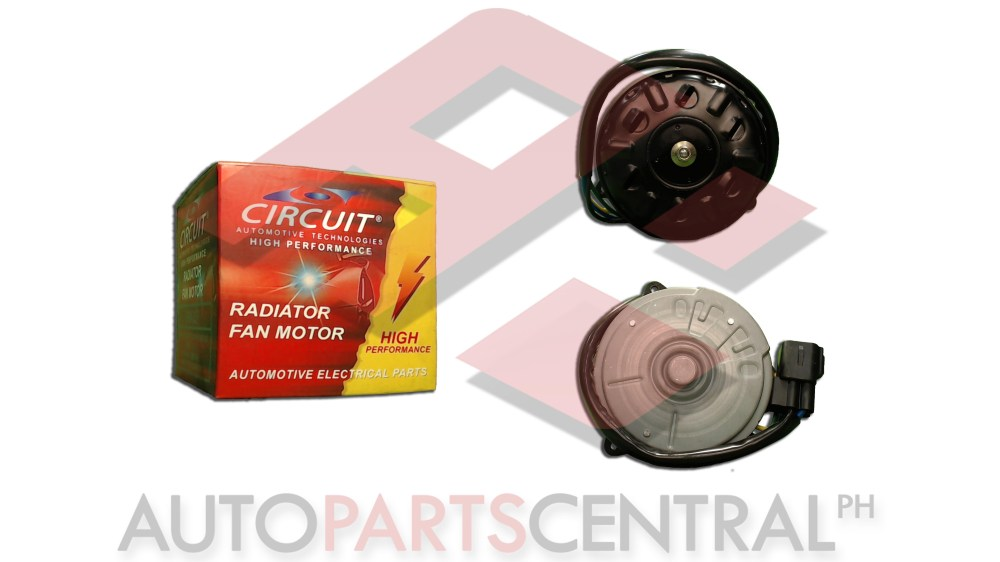 medium resolution of radiator fan motor circuit suzuki apv a t clockwise