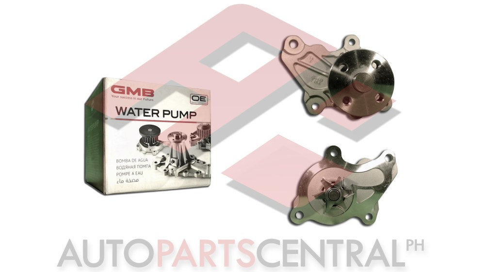 medium resolution of water pump assembly gmb gwt 159a b9026 toyota wigo 2012