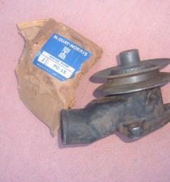 1933 34 35 36 ford pass truck water pump new pc 15 [ 1600 x 1200 Pixel ]