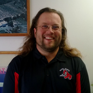 Jason Owens - Production Manager for Auto Parts of Shelby