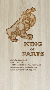 Auto Parts of Shelby engraved wood smartphone wallpaper 1080 x 1920