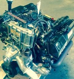 ford f250 f350 f450 f550 engine 7 3l diesel 2001 2002 2003 a 7 3 powerstroke coolant diagram 2003 f250 7 3 engin diagram [ 2465 x 2220 Pixel ]