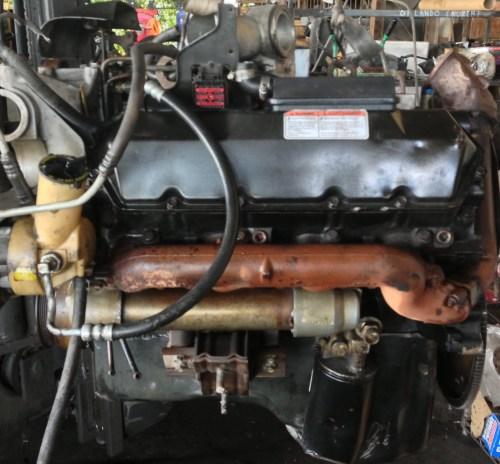 small resolution of ford f250 f350 f450 f550 engine 7 3l diesel 2001 2002 2003 a a auto truck llc