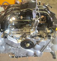 subaru legacy outback tribeca engine 3 0l 2005 2009 a a auto mitsubishi endeavor engine [ 2772 x 2011 Pixel ]