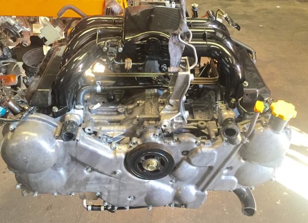 medium resolution of subaru legacy outback tribeca engine 3 0l 2005 2009 a a auto mitsubishi endeavor engine