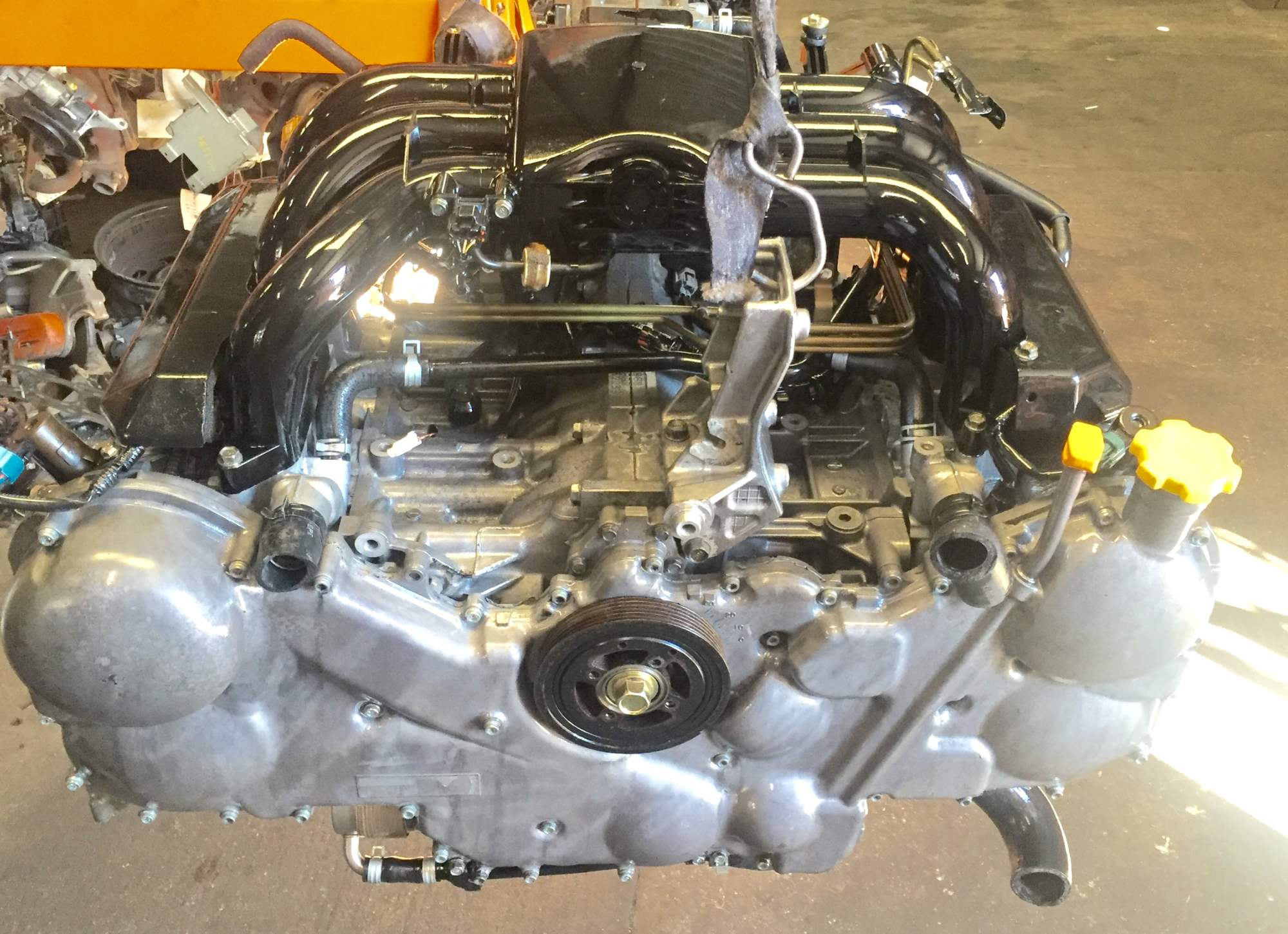 hight resolution of subaru legacy outback tribeca engine 3 0l 2005 2009 a a auto mitsubishi endeavor engine