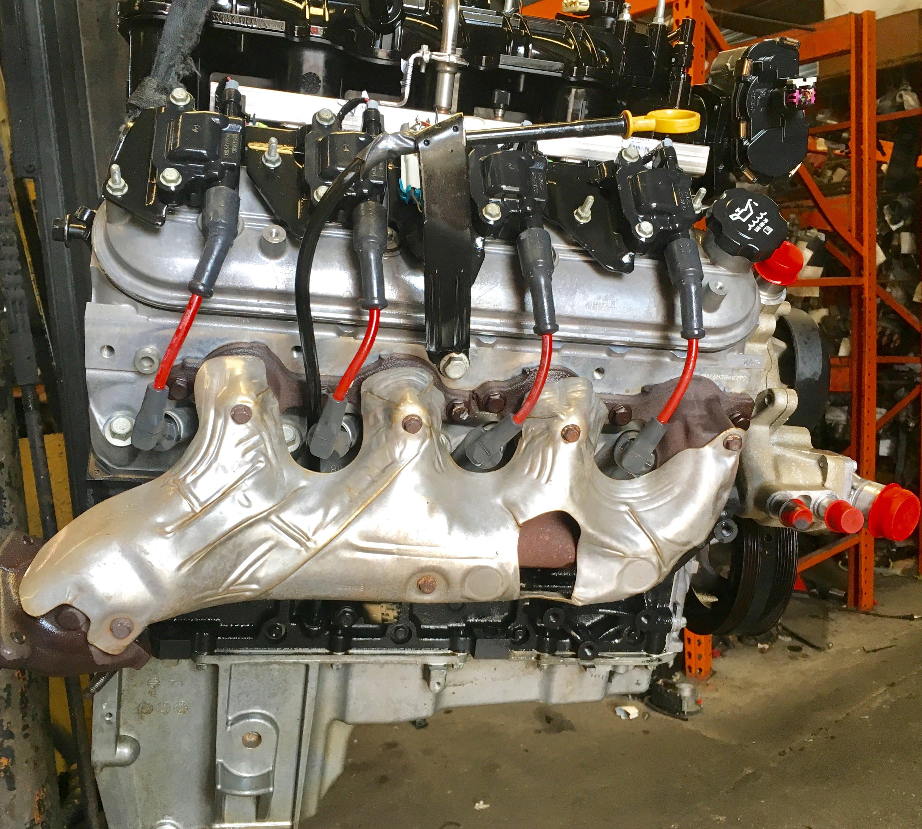 2008 Tahoe Fuel Filter Location Trailblazer Envoy Ascender Rainier 9 7x 5 3l Engine 2006