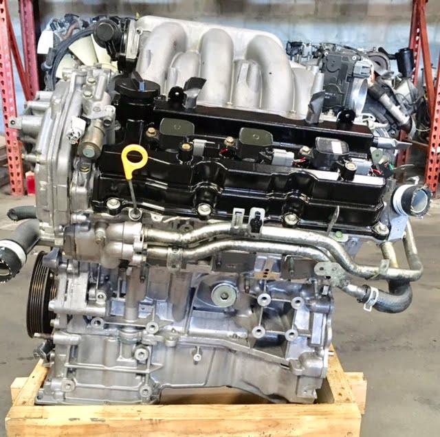 Nissan Altima Engine Parts Diagram