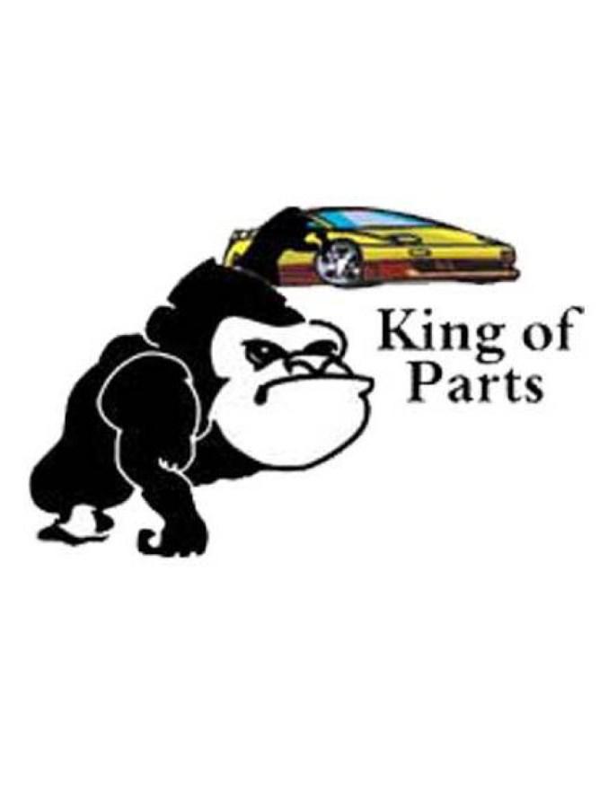 King of Parts gorilla