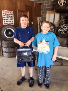 Generator Winner