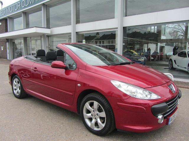 Used 2006 Peugeot 307 Convertible 2.0 S 2dr Petrol For