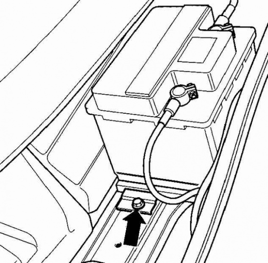 Passat B5 Как снять аккумулятор — Форум Автосервис