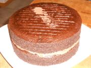 second cake layer