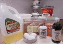 rich sour cream chocolate ingredients