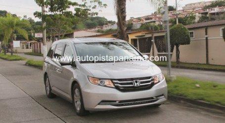 Honda Odyssey, el rey de los familiares