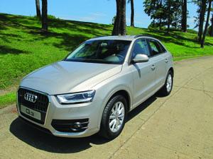 Audi Q3, con más calidad y acabados