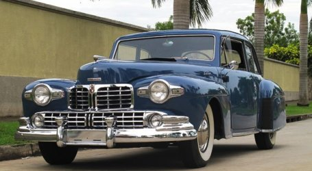 Lincoln Continental 1948, el ultimo Clásico