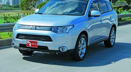 Mitsubishi Outlander, siempre un paso adelante.