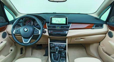 BMW con tracción delantera, revolucionario