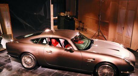 David Brown Automotive, nueva marca en autos exclusivos