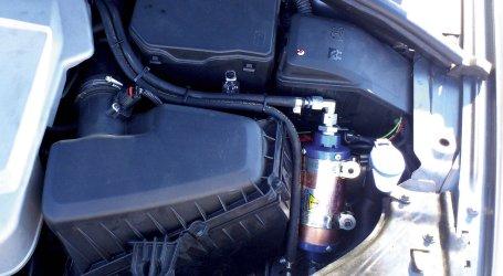3D, un dispositivo para ahorrar diesel