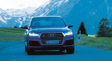 Audi Q7, el factor whao