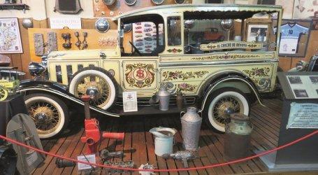 Museo del automóvil, Buenos Aires. Un siglo de historia
