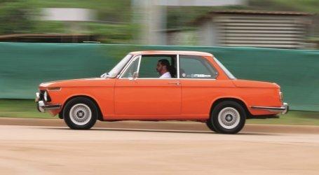 BMW 1802. Salvador