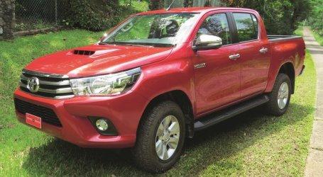 Toyota Hilux. El líder mejora