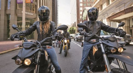 Las motos eléctricas empiezan a apoderarse del mercado