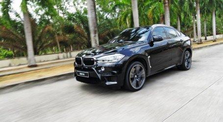 BMW X6M, más rápido que furioso