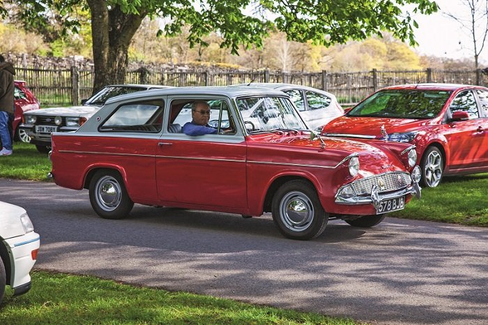 Ford Anglia Friary
