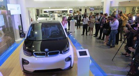 BMW PONE A LA VENTA SU AUTO ELECTRICO EN PANAMA