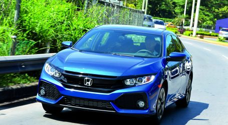 HONDA CIVIC 5P