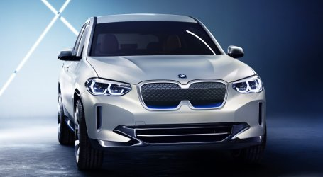 BMW X3 ELECTRICO